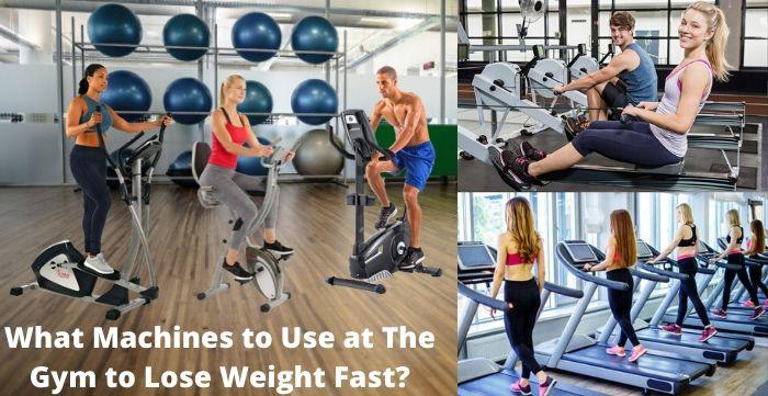 losing weight using weight machines