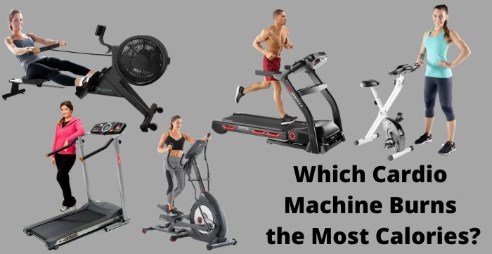 which cardio machine burns the most calories