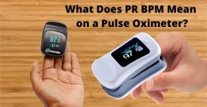what does pr bpm mean on a pulse oximeter