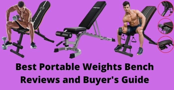 portable weights bench