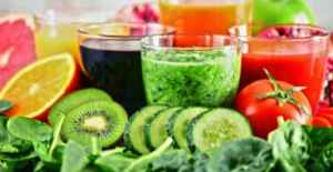 different types of detox