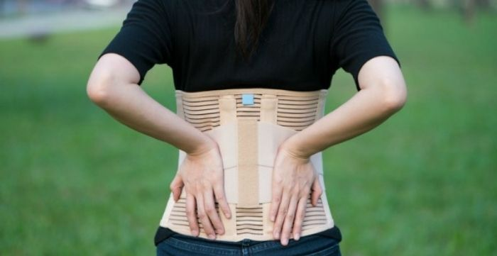 howlong to wear back brace for compression fracture