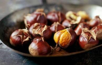 organic sweet chestnuts