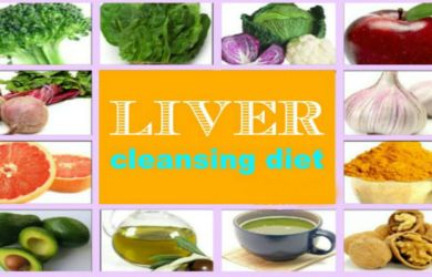 liver cleansing diet