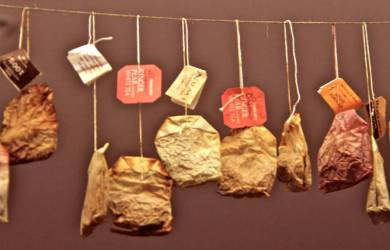 You Are Throwing Away Used Tea Bags