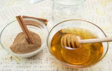 Honey and Cinnamon Combination
