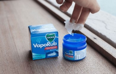 Vicks Vapor Rub Uses