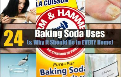 24 baking soda uses