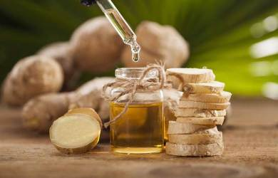 ginger oil benefits