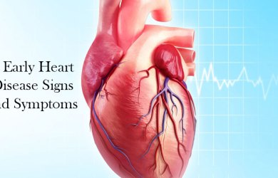 Heart Disease Signs and Symptoms