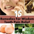 Wisdom Tooth Pain Relief