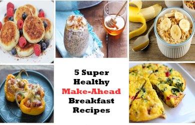 Make-Ahead Overnight Breakfast Recipes