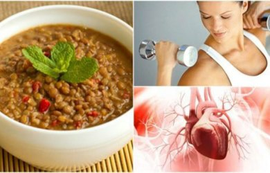 Health Benefits of Lentils