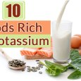 10 Potassium Rich Foods to Add in Your Diet