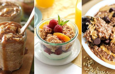 Oatmeal Recipes for Losing Weight