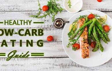 healthy low-carb diet