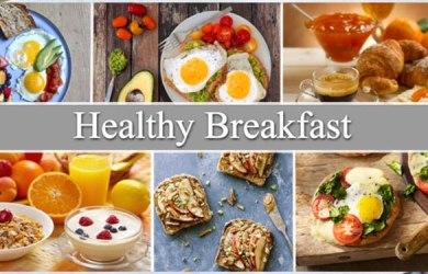 Healthiest Breakfast Foods