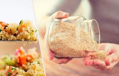 Health Benefits of Eating Quinoa