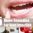 Home Remedies to Help You Treat Gum Infections