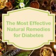 The Most Effective Natural Remedies for Diabetes