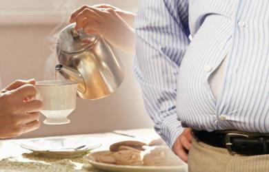 Tea Recipes to Reduce Abdominal Swelling