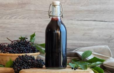 Health Benefits of Elderberry Syrup
