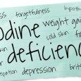 Iodine Deficiency Symptoms
