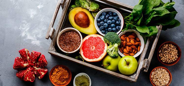 The Raw Vegan Diet