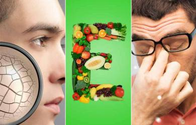 Signs and Symptoms Vitamin E Deficiency