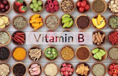 Food Sources of Vitamin B
