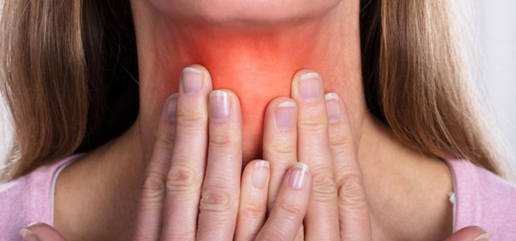 Canker Sores in the Throat
