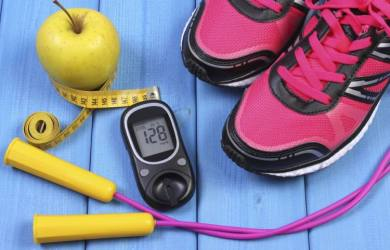 Nutrition for Athletes With Diabetes