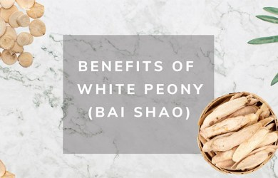 White Peony Root Benefits