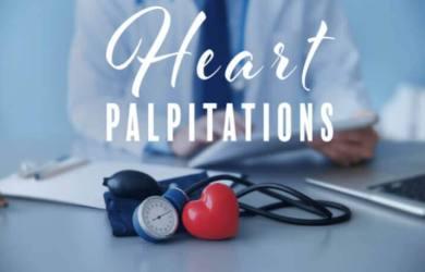 Heart Palpitations at Night