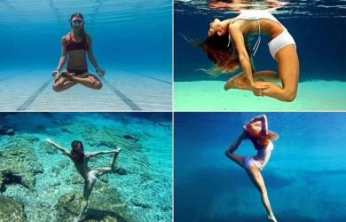 Water Yoga Benefits