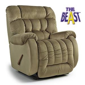 Recliners The Beast RAKE Best Home Furnishings