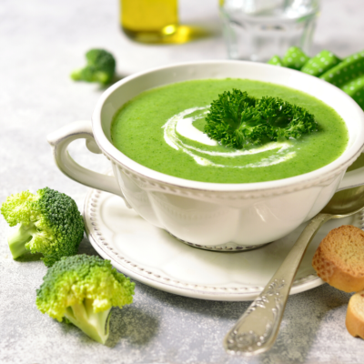 Inflammation Fighting Broccoli Soup Recipe