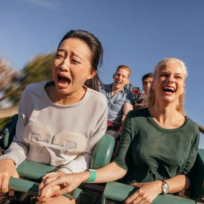 Are You On The Roller Coaster Ride Called Estrogen?