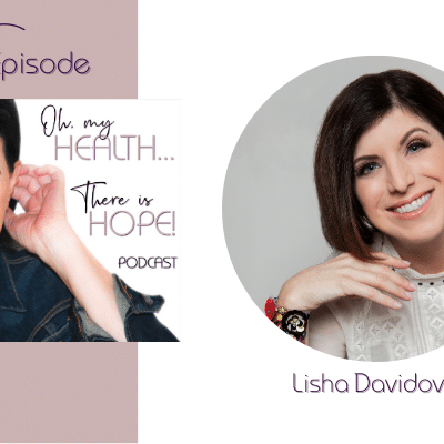 Episode 165: Have The Steadfast Determination to Say NO! with Lisha Davidovits