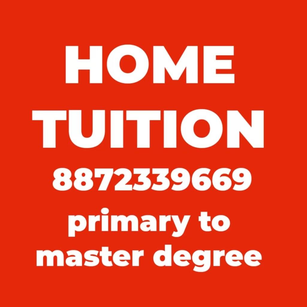 home tutor near me