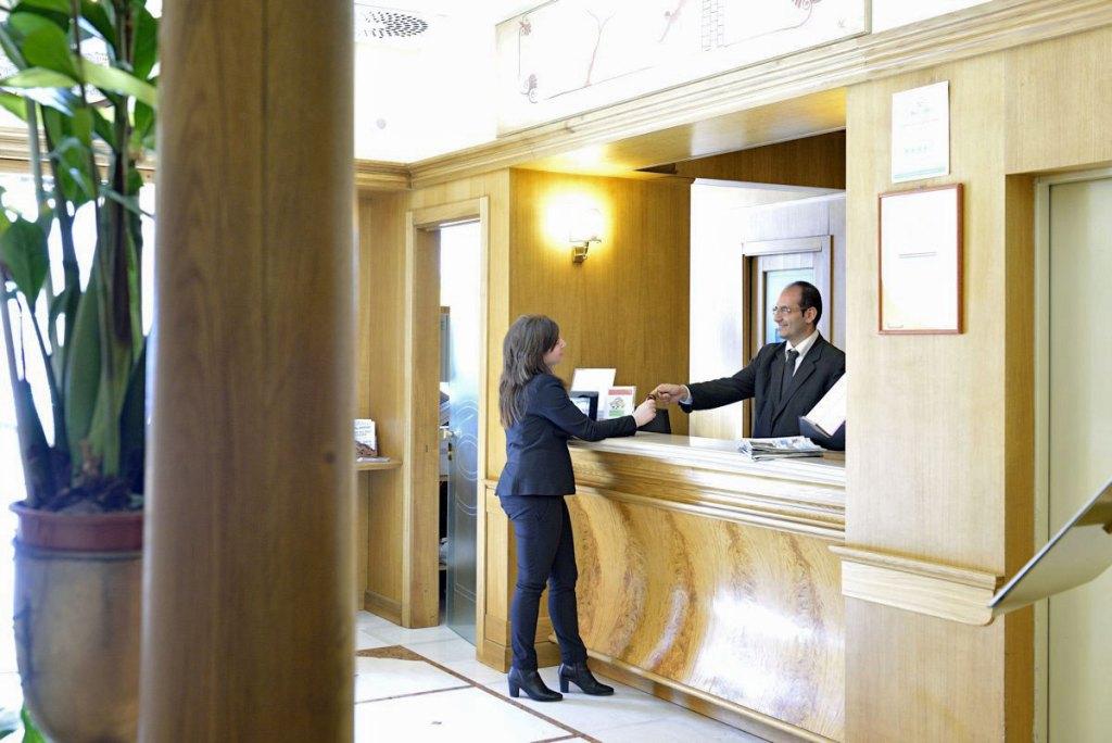 Grand Hotel Europa Naples, italy