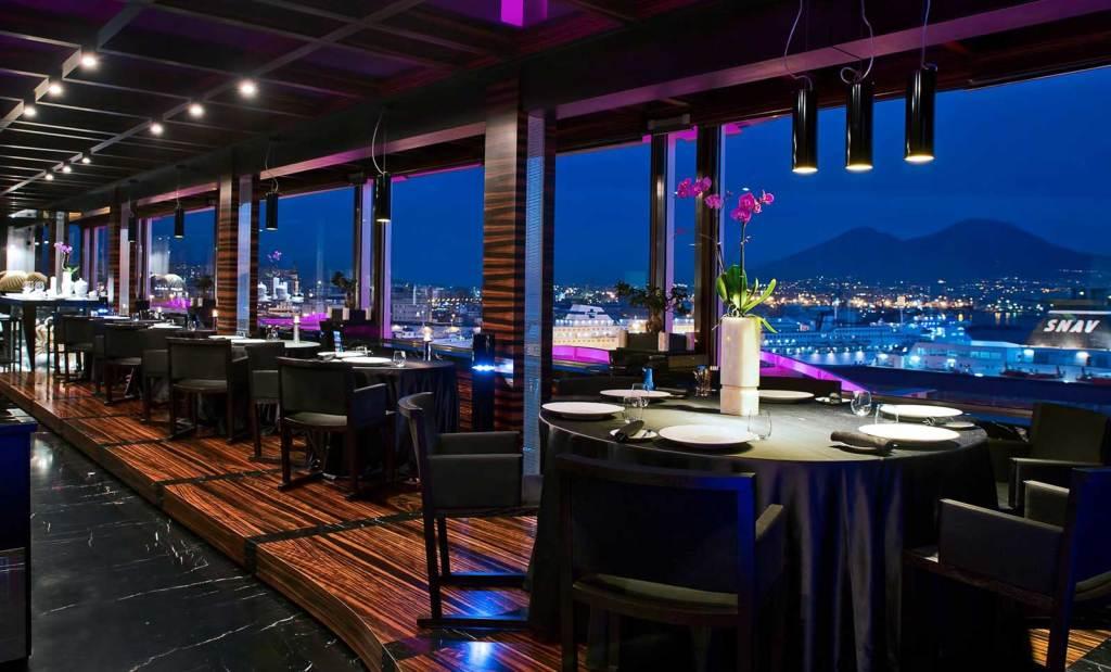 Romeo Luxury Hotel design in Naples, Italy