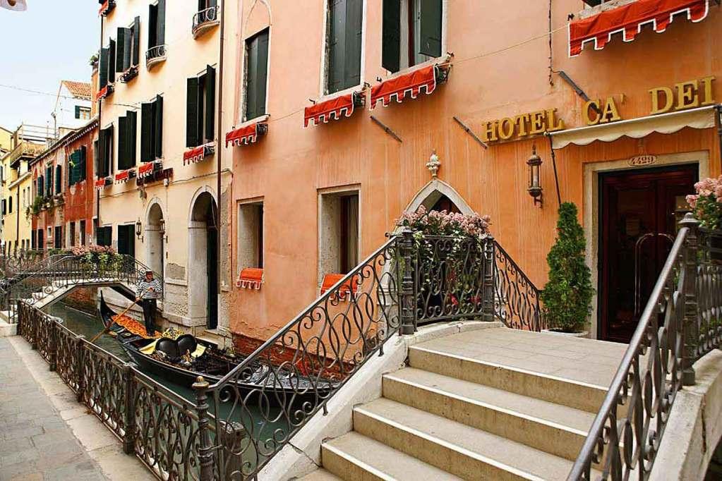 Ca' dei Conti, romantic hotel in Venice Italy