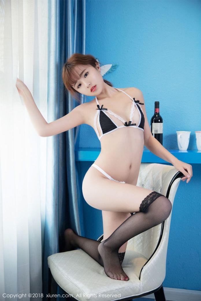 XiuRen Vol. 901 Cang Jing You Xiang