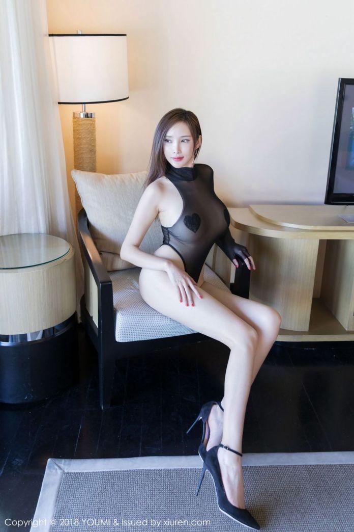 YouMi Vol. 208 Zhou Yan Xi