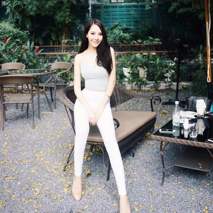 Kerika Chotivichit Beautiful Legs Sexy Picture and Photo