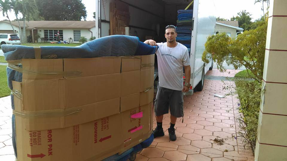 professional piano movers miami