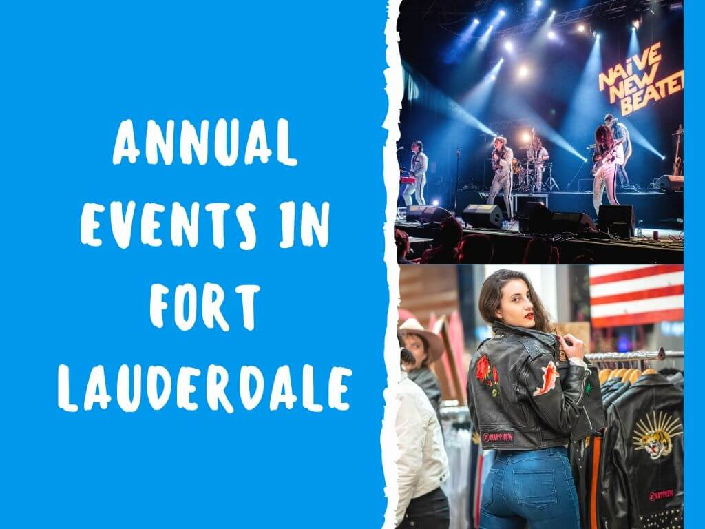 Annual Events in Fort Lauderdale