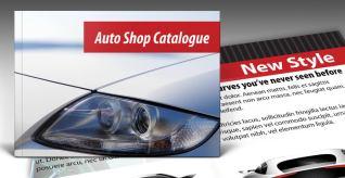 Auto Shop Catalogue