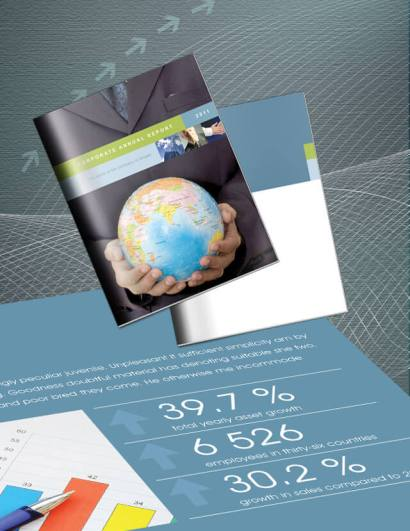 Free Annual Report Template In Indesign Download 16 Sample